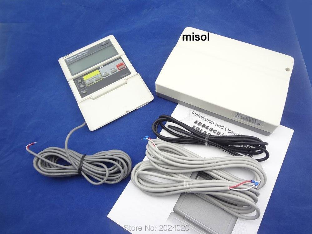 12 V contrôleur de chauffe-eau solaire, utilisé pour séparer sous pression système d'eau chaude solaire