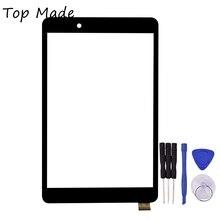 8 Pulgadas para MUZE 5018 3G PMT5018_3G PMT5018 MultiPad Tablet de Pantalla Táctil Touch Panel Digitalizador Del Sensor de Cristal