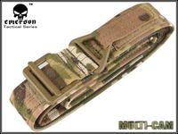 EMERSON CQB rappel Tactical Belt Men Airsoft Painball sports Military Army belt Multicam EM5601