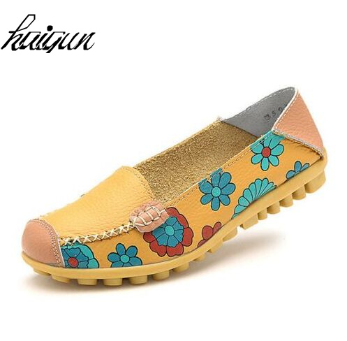 New Women Real Leather Shoes Moccasins Mother Loafers Soft Leisure Flats Female Driving Casual Footwear очаковская м книга предсказанных судеб