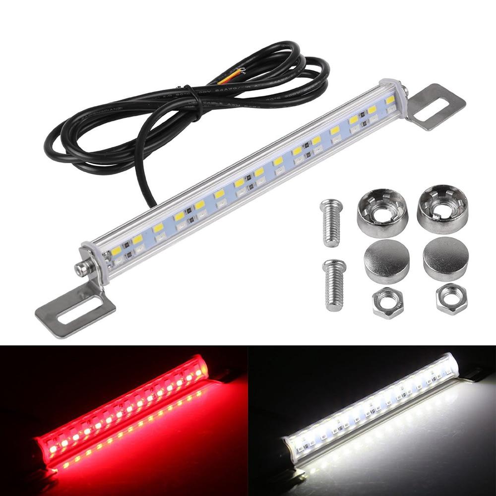 12V Водонепроницаемый 30 светодиодов супер яркий Сид 21w LED для автомобилей фары заднего хода помогать изгоев парковка лампы светодиодные тормозные огни свет лицензии