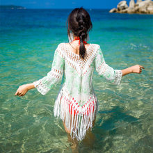 Bohemian Style Beach Cover Up