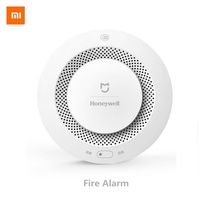 Xiaomi Mijia Honeywell Fire Alarm Detector Aqara Zigbee Remote Control Audible And Visual Alarm Notication Work with Mi Home APP