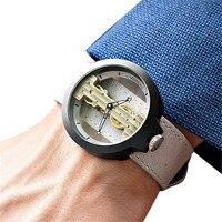 Attoverticale часы для мужчин Автоматический relogio parnis механические Спорт Простой водостойкие montre для женщин Италия Мода простота coupl