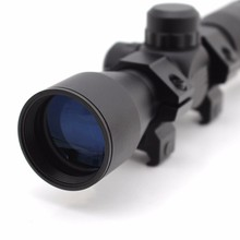 Compact Sniper Scope with Rail Mounts