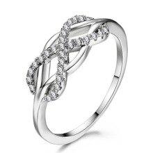 New Creative Diamond Anillos De Ring Classic AAA Zircon Bague Etoile Bizuteria for Women Gemstone Jewelry Dropshopping 2019