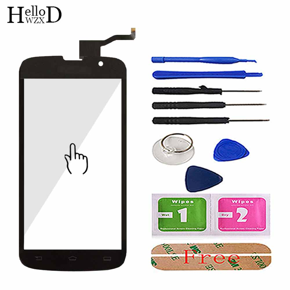 5'' Mobile Touch Screen For Philips Xenium W8555 Front Panel Touch Screen Sensor Phone Glass Replacement Digitizer Tools