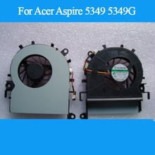 Новый ОХЛАЖДАЮЩИЙ вентилятор CPU кулер кулер AB07405HX100300 для Acer Aspire 5349 5349G