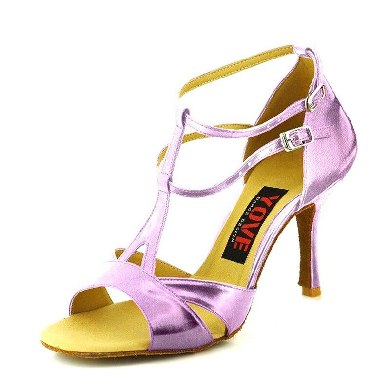 YOVE Style w134-21 Дамски обувки Bachata / Salsa - Маратонки - Снимка 5
