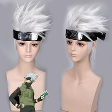 Naruto Kakashi Cosplay Wig