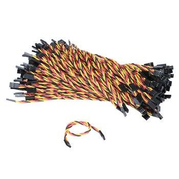 3 P 20 см DuPont провода превосходный силиконовый шнур для руля шестерни Servo Arduino сенсор