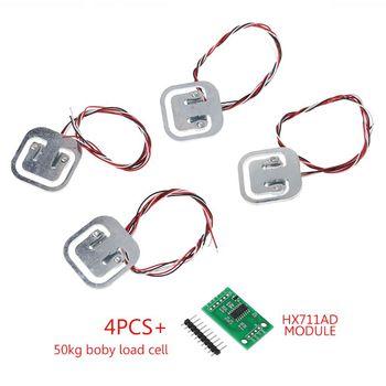 4 pcs Digital Sensor 50kg  1