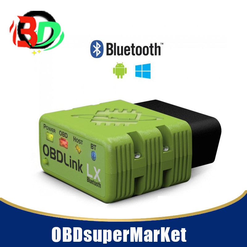 100% herramienta de escaneo Bluetooth OBDLink LX original funciona con android Phone windows pc obd2 cable de extensión con envío rápido|bluetooth scan tool|scan toolwith bluetooth - AliExpress