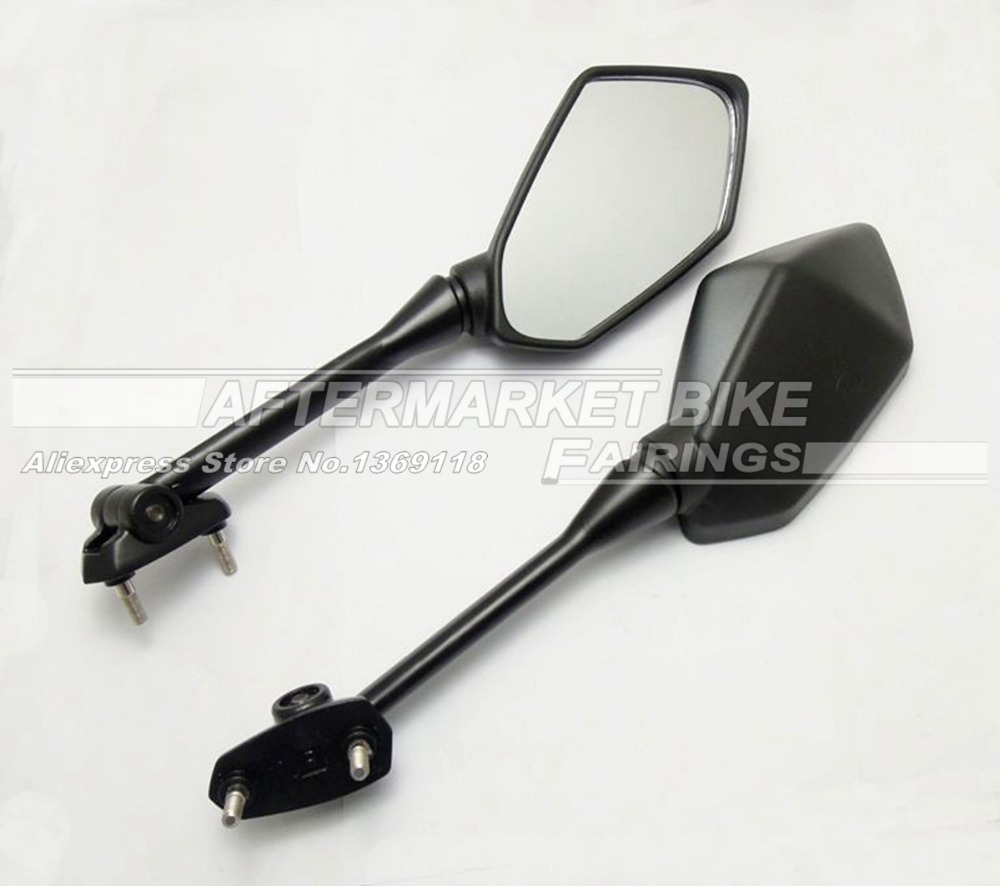 Зеркало заднего вида для мотоцикла, боковые зеркала для Кавасаки ниндзи ER6F ER-6F 2009 2010 2011 2012