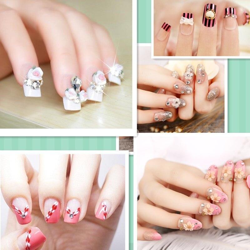 Nail Art Pro Nail Art Salon Acrylic Liquid Monomer Acrylic Manicure ...