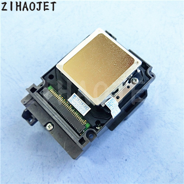 TX800 printhead for Epson DX10 DX8 Eco solvent UV plotter F192040 anticorrosive oil nozzle Six color