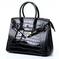 Famous Brands Crocodile Leather Women Bags Designer Crossbody Bags For Women Shoulder Bag Bolsas Feminina Sac Main Femme
