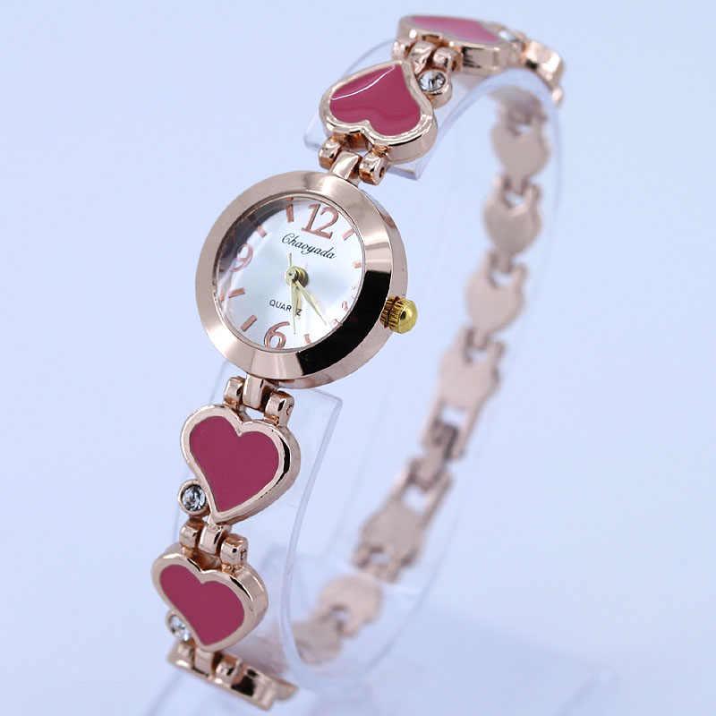 Fashion Watch Hot Popular Fashion Heart Design Lady Women Girl Watch Quartz Sports Crystal Diamonds Wristwatch O25 Wristwatch Girl Wristwatch Womenwristwatch Sport Aliexpress