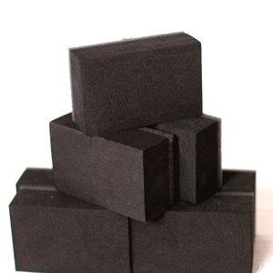 Image 5 - Esponja para recubrimiento de vidrio, almohadilla aplicadora de recubrimiento cerámico, cepillo de esponja, superficie de tela chapada, borrador de recubrimiento de cristal, Uds.