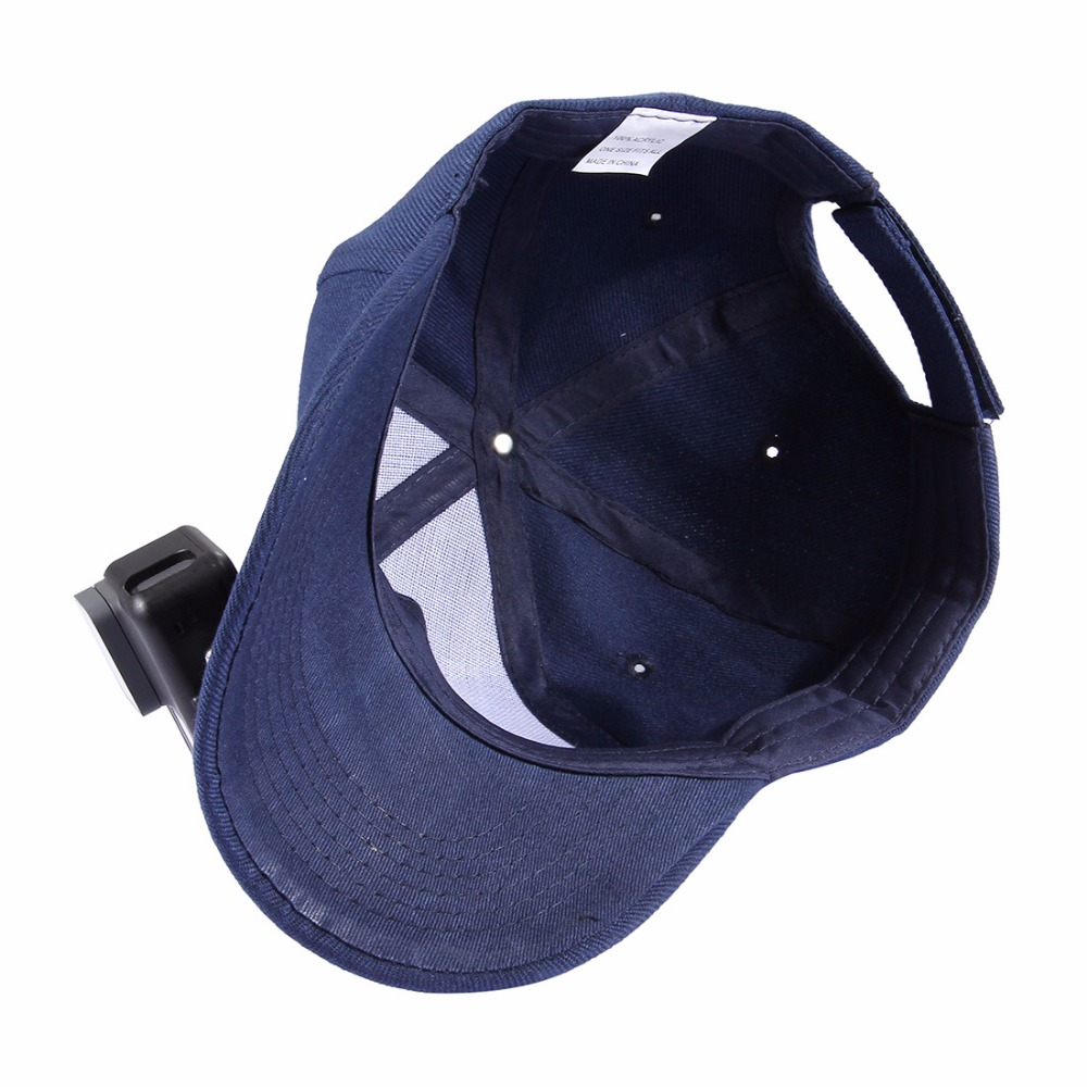 Gopro accessori tela regolabile berretto cappello da sole per hero 5 4 3  sjcam sj7 sj6 m20 eken h9r h9 h8 pro yi 4 k sport action camera in Gopro  accessori ... 8136764f6d94