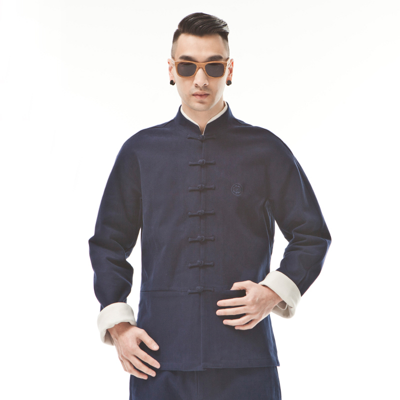 Chinese Traditional Clothing For Men Tang Suit Top Chinese ...