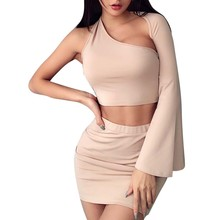 30f8cd70db3 Feitong Womens Summer Casual Shinny Tube Top Shorts Bodycon Two Piece Set  Outfits Short Sport Jumpsuit