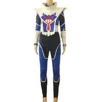 2018 zelda breath of the wild The Legend of Zelda Breath of the Wild Sheik Cosplay adult costume Custom Made full set