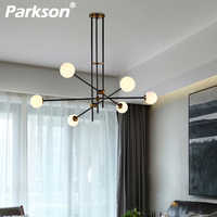 Moderna lámpara colgante nórdico comedor luz de iluminación luces de G9 lámpara LED touw lamparas de techo colgante moderna
