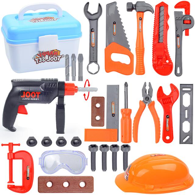 Kids Repair Tools Set