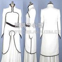 Anime Bleach Inoue Orihime Halloween costume Uniform Clothing Cosplay Costumes Custom made Any Size