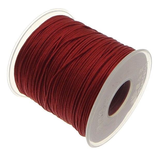 38aee9126c5c 1mm cordón mm de nailon 100 yardas hilo de nailon Cable de plástico carrete  cuerda ajuste