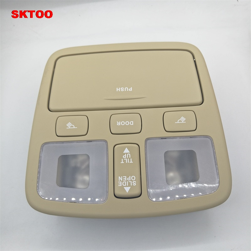 SKTOO Dome light reading light For Hyundai Accent KIA RIO Dome light/reading lamp/sunroof switch/car glasses case reading light free ship td025 49173 02622 49173 02610 28231 27500 turbo for hyundai accent matrix getz for kia cerato rio crdi 2001 d3ea 1 5l