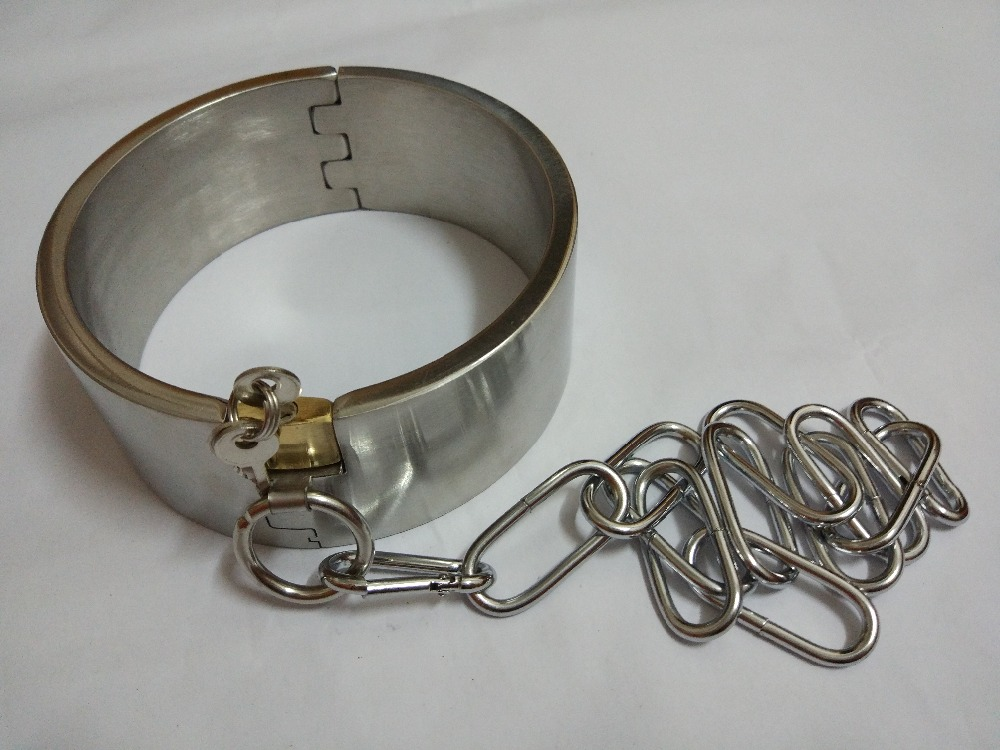 Sexshop hot stainless steel sex adult collar sexy sex toys bdsm fetish bondage harness set adults sex games for man and woman. fetish sex furniture harness making love sex position pal bdsm bondage product erotic toy swing adult games sex toys for couples