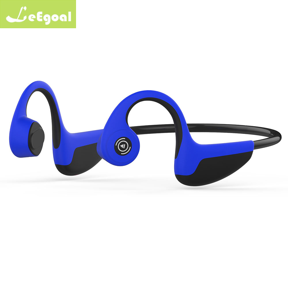 100% ORIGINAL S.Wear Z8 Bone Conduction Headphones Wireless Bluetooth 5.0 Earphone Outdoor Sports Headset Stereo Hands-free
