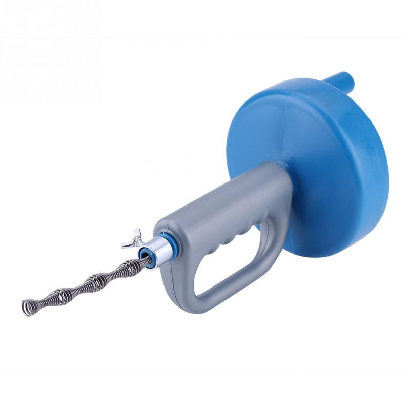 1 Pcs Neue Design Küche Wc Kanalisation Blockade Hand Werkzeug Rohr Bagger 10 Meter Kanalisation Dredge Rohre Kanalisation Waschbecken Reinigung Werkzeuge