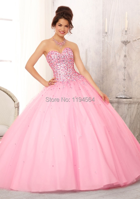Pink Masquerade Ball Dresses