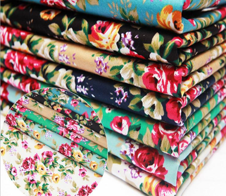 Wholesale Supply Full Annual Ortput Printed Fabrics-in
