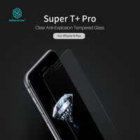 Nillkin For Iphone 8 Plus Screen Protector Amazing T Pro Tempered Glass For IPhone 7 Plus