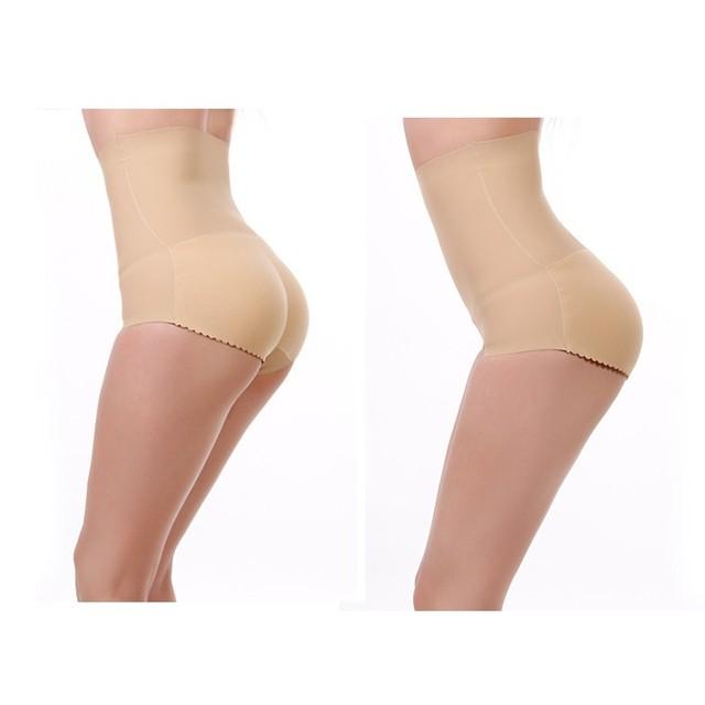 b37e7c3b63e Shapewear Panties Women s High Waist Tummy Body Shaper Slimming Briefs Pants  Breathable Womens Underwear Plus Size 25