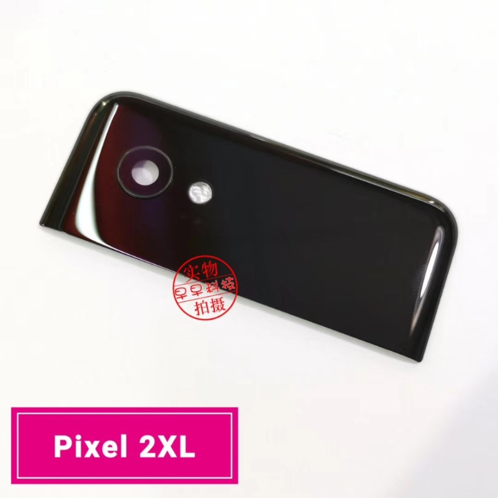 Advertising Romantic 1pcs Mixueweiqi Back Glass Camera Lens Cover Housing Battery Cover Replacement For Htc Google Pixel 2xl With Adhesive Sticker