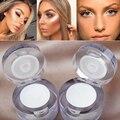 Marca de Cosméticos de Maquillaje de Ojos Sombra de Ojos Brillo Cara Highlighter Powder Abrillantador Brillo Paleta de Sombra de Ojos Individual