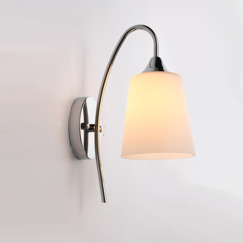 American Modern Style Wall Lamp Bedside Lamps Wall Light Stair Lighting for Bedroom living room ...