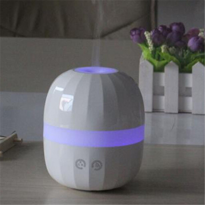 Colorful Light Essential Oil Diffusers Aroma Ultrasonic Cool Mist Humidifiers fresh air freshener for home car drop shipping