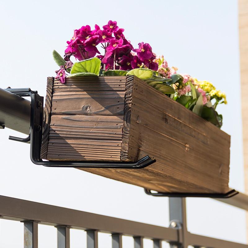 1 Pair Wall Hanging Flower Pot Holder
