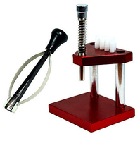 Watch repair tool kit Watch Hand Remover Plunger Puller and Set Fitting Kit