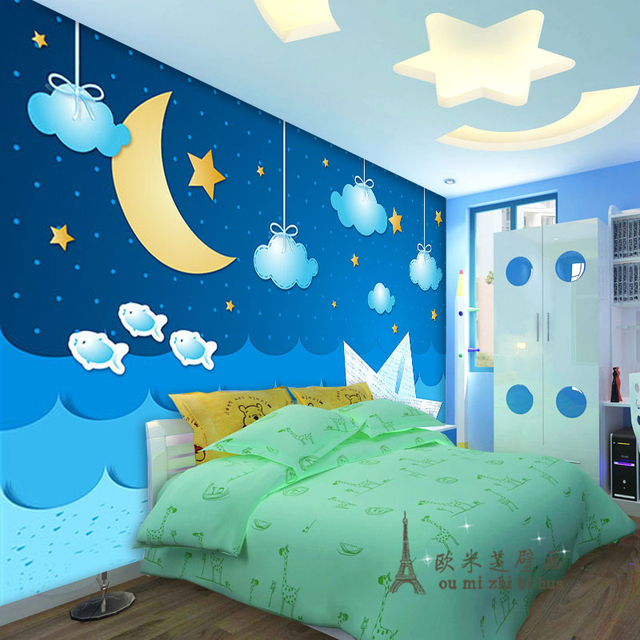 Unique Aliexpresscom  Buy Childrens Cartoon Moon In The Night Sky  With Goodlooking Childrens Cartoon Moon In The Night Sky Simple Modern Sofa Wallpaper  Background Wallpaper Bedroom Bedside Large With Cute Garden Designers West Midlands Also Gardening Jobs In Hampshire In Addition Garden Plants Ideas And Oriental Garden Wallpaper As Well As Garden Waste Skip Additionally Traditional Garden Games From Aliexpresscom With   Goodlooking Aliexpresscom  Buy Childrens Cartoon Moon In The Night Sky  With Cute Childrens Cartoon Moon In The Night Sky Simple Modern Sofa Wallpaper  Background Wallpaper Bedroom Bedside Large And Unique Garden Designers West Midlands Also Gardening Jobs In Hampshire In Addition Garden Plants Ideas From Aliexpresscom