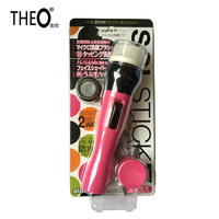 Theo New Japan Face Body Hair Remover Female Bikini Electric Shaver Ultrasonic Vibration Wash FaceMaster Protable