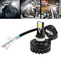 H4 H6 15W LED Motorcycle Headlight Bulb 6000K 1650LM High Low Beam 1Conversion Kit DC 12V 24V Headlamp For Harley Yamaha Honda