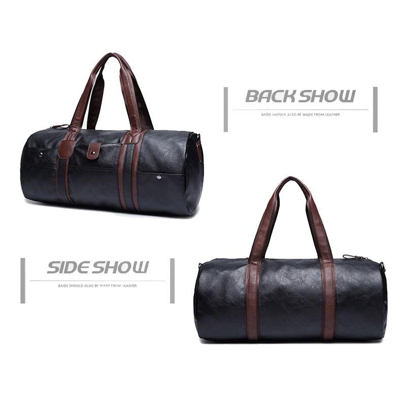 Най-високо качество PU кожа пътека - Багаж и пътни чанти - Снимка 2
