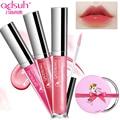 Qdsuh  Extra Pink Lip Gloss 8 Color  Moisture Waterproof Nutritious Easy wear Long Lasting Liquid Batom Balm Makeup
